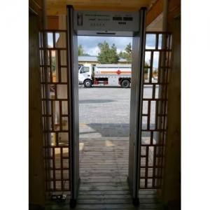 安检门安装