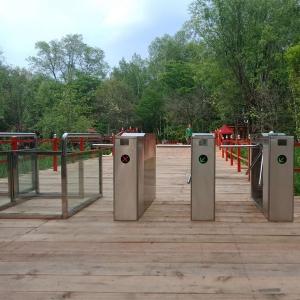 海林夹皮沟国家森林公园软硬件售检票系统