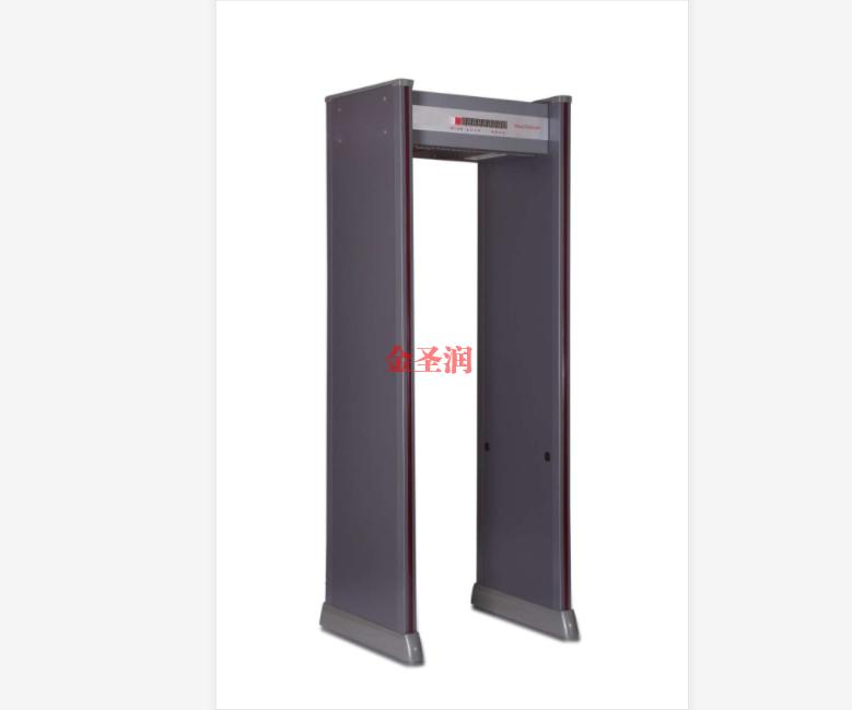防雨型金属探测安检门(6防区)