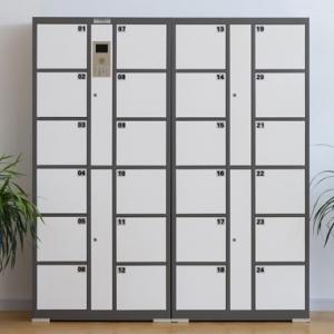 微信扫码智能储物柜