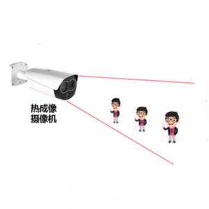 热成像测温摄像机