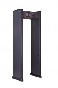经济型金属探测安检门(6防区)
